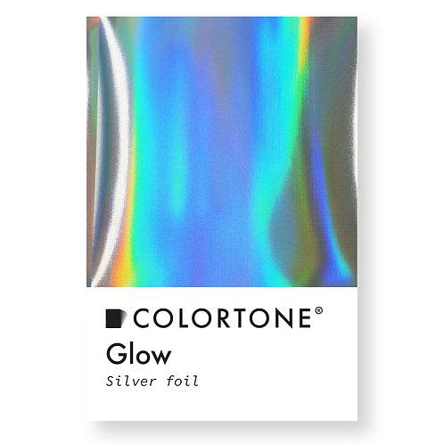 Glow Silver foil