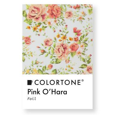Clear Pink O'Hara foil