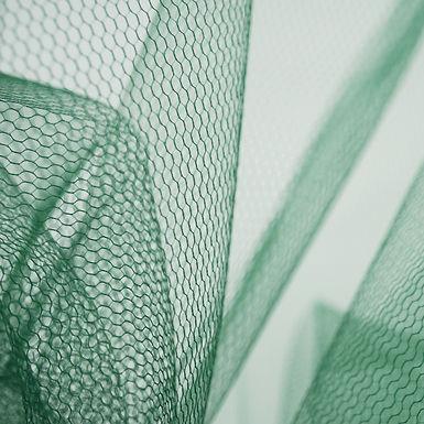 Nail art netting - EMERALD