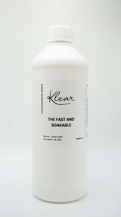 Klear The Fast and soakable 500ml
