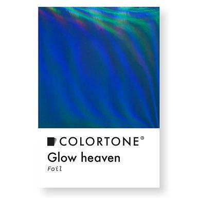 Glow heaven foil