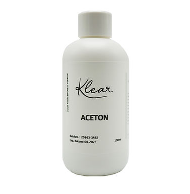Klear Aceton 100ml