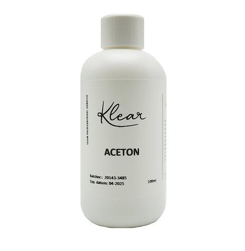Klear Aceton 250ml