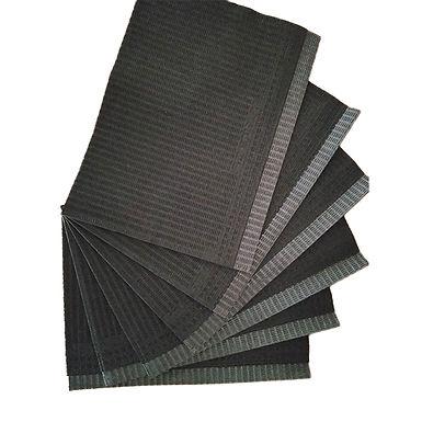 Table Towels Zwart 250 Stuks