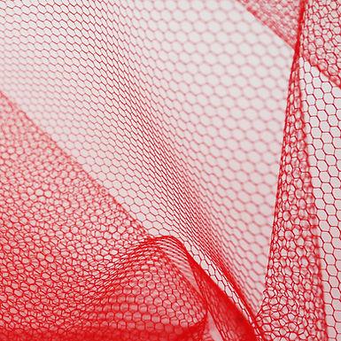 Nail art netting - CANDY APPLE