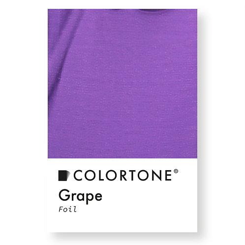 Grape foil