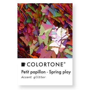 Petit papillon - Spring play