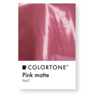Pink Matte foil