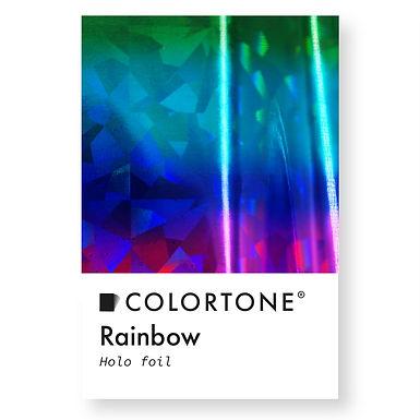 Rainbow Holo foil