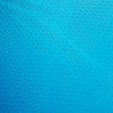 Nail art netting - AZURE
