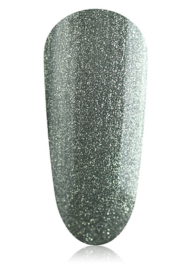 The Gelbottle Charcoal Glitter