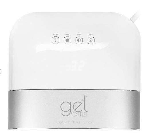 The GelBottle UV LED Lamp 48W
