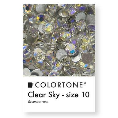 Crystal Sky - Size 10 - Colortone Gemstones