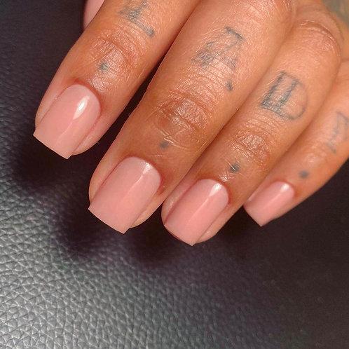 Biab + E manicure 18/06/2021