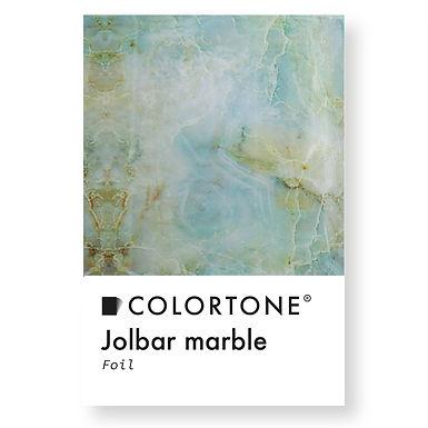 Jolbar marble foil