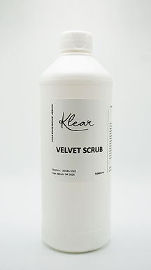 Klear Velvet scrub 1000ml