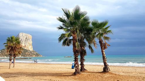 Playa Arenal Bol Calpe