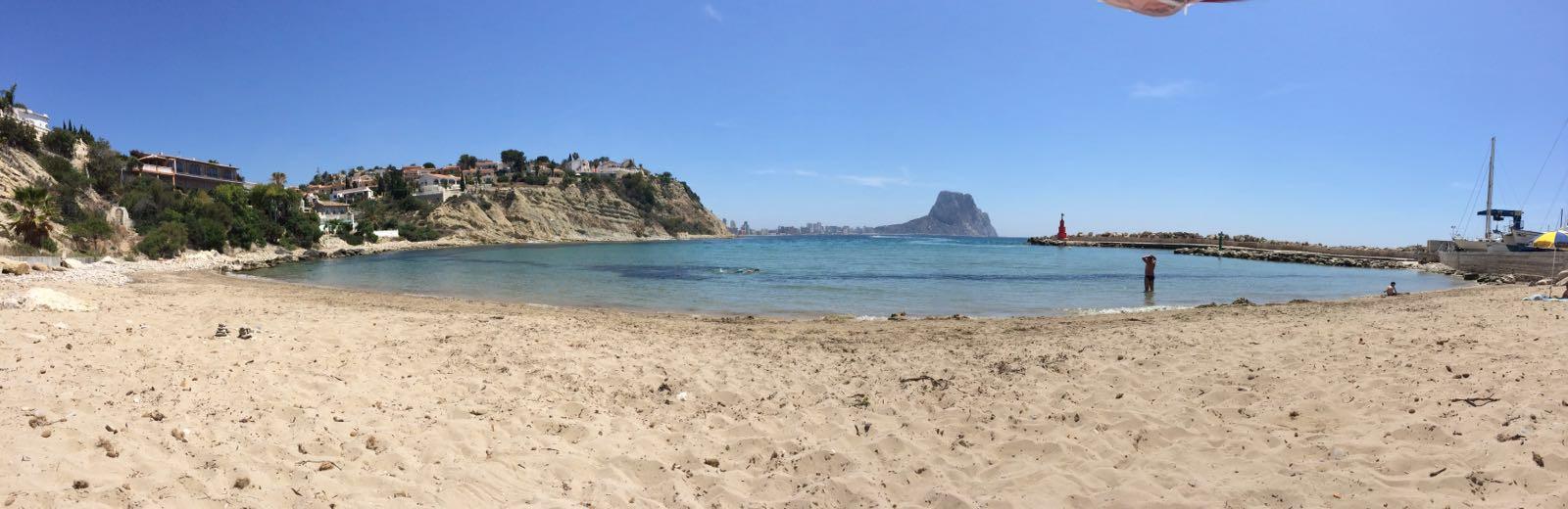 Playa Puerto Blanco
