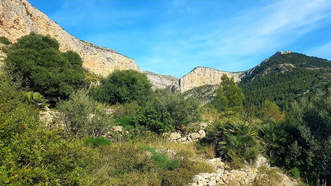 Naturschutzgebiet Montgó