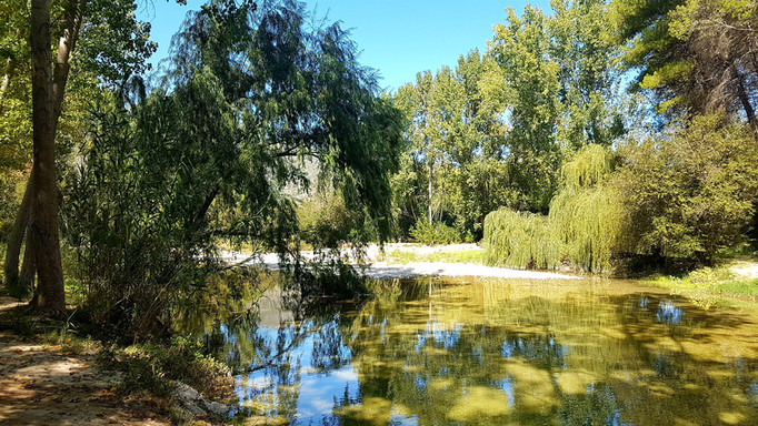Barranco de Encantada
