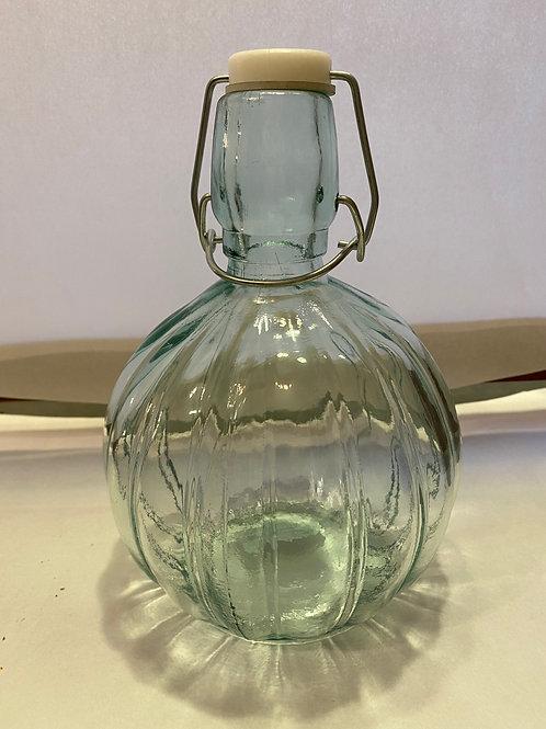 Recycled Mason topped Bottle