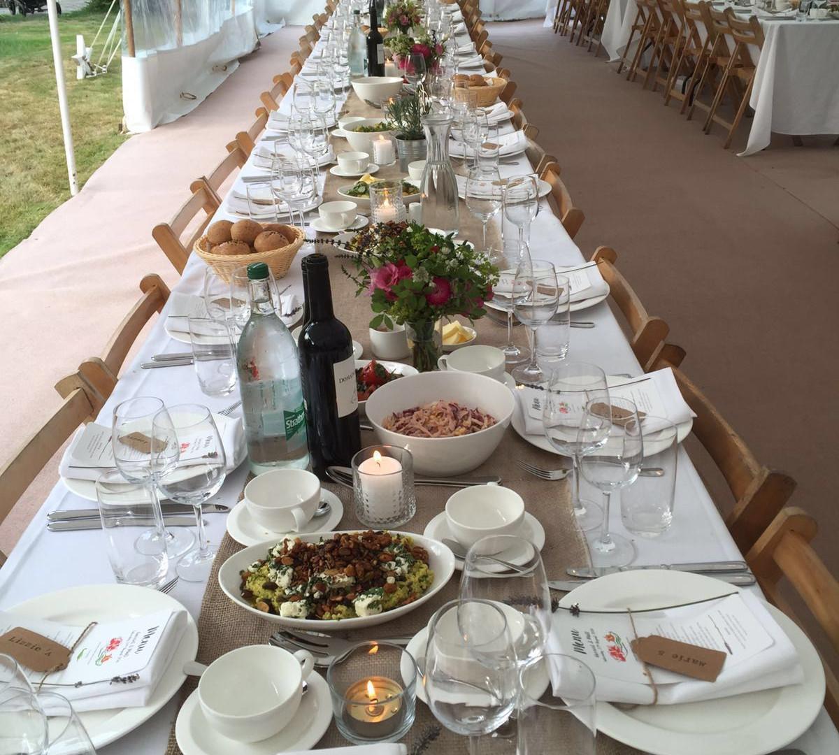Sharing Tables