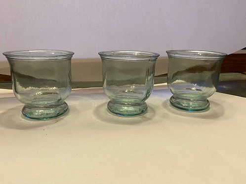 Set of 3 Votive Holders