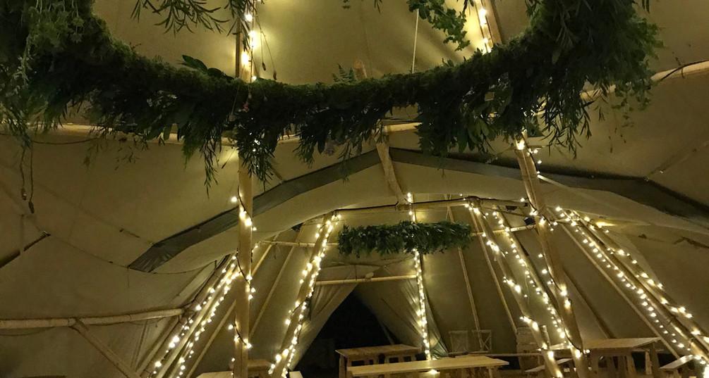 Marquee Ceiling Design