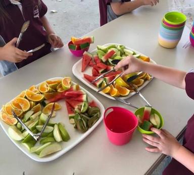 Fruit platter for afternoon tea.jpg