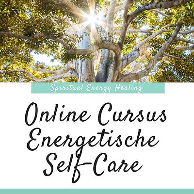Online cursus Energetische Self-Care