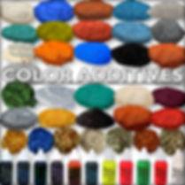 Color Additives Epoxy Stone Coat Counter
