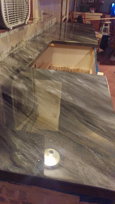 Stone Epoxy Countertops : Stonecoatcountertops gallery