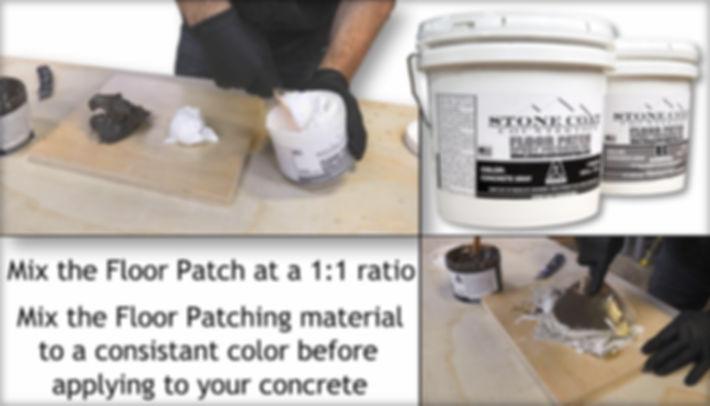 3D Metallic Epoxy Flooring How-To Stone