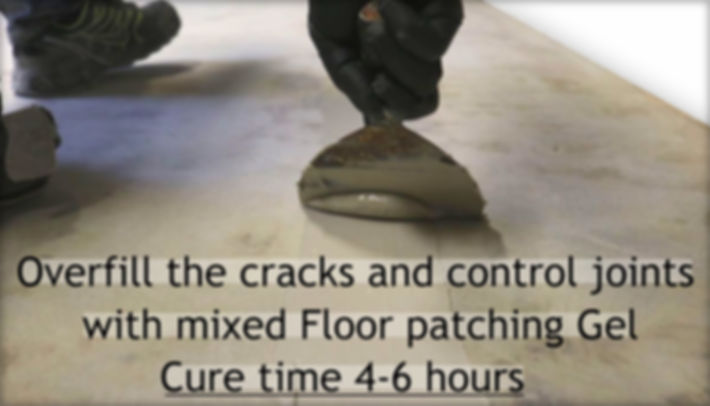3D Metallic Epoxy Flooring How-To Stone