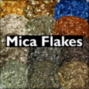 Mica Flakes Cover Stone Coat Countertops