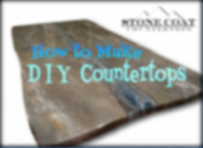 Stone coat countertops