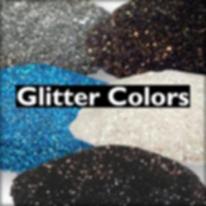 Glitter Colors Cover Stone Coat Countert