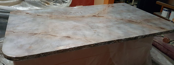 Some Friends And Possibly Try Make My Own Countertops On The Side If I Had To Sum Up Stone Coat In One Word Amazing Thank You Again