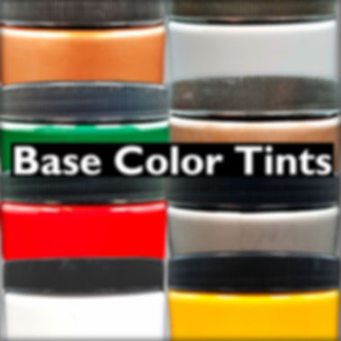 Base Color Tint Cover Stone Coat Counter