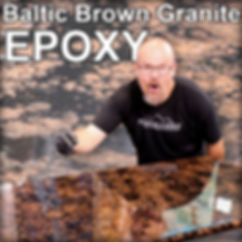 Ultimate Epoxy Countertop Kit - Baltic B