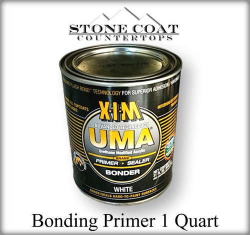 Xim Uma Bonding Primer 1 Quart Stonecoatcountertops