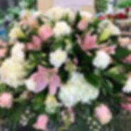 Flowers will always soften the sorrow.jp