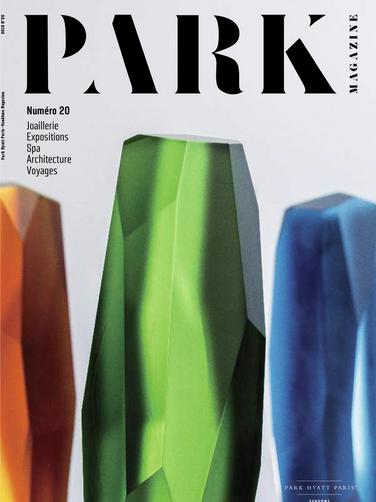 Park Hyatt - Park Magazine SEPTEMBRE 201
