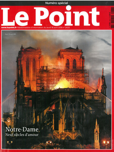 LE POINT AVRIL 2019