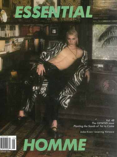 ESSENTIAL HOMME Vol.48