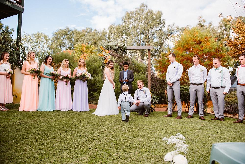 Southwest wedding - Perth wedding photographer - Farm wedding - Rachel Puan Photography