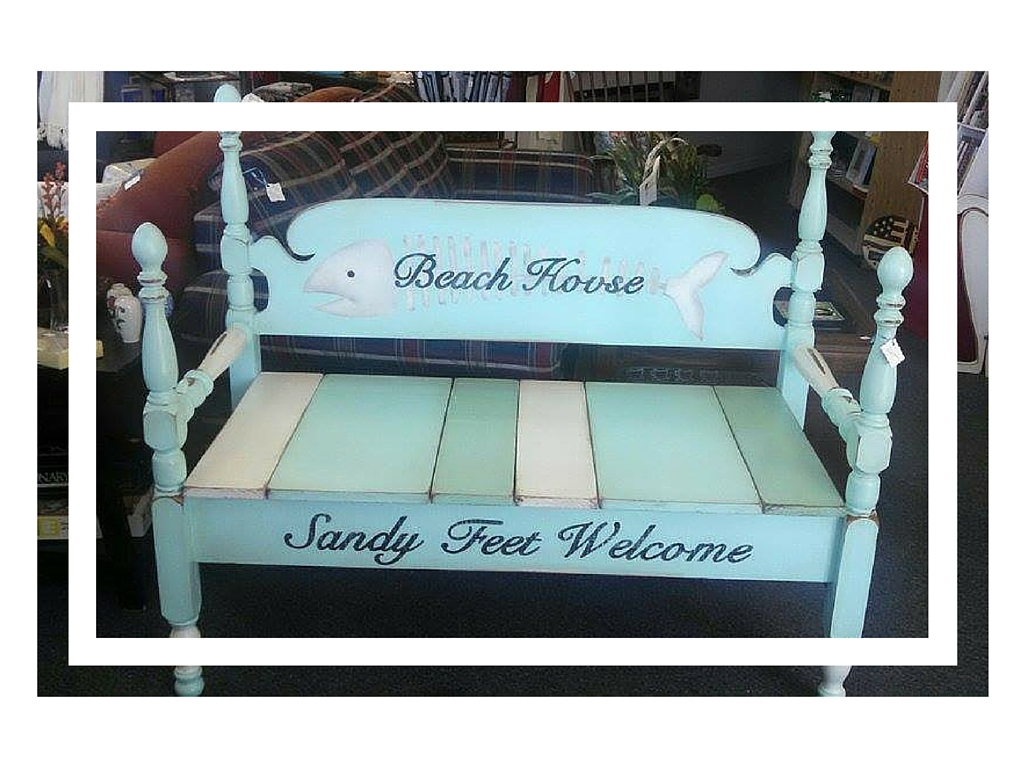 Bench - we take orders!