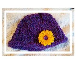 knit hat - new