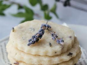 Lavender Sugar Tea Cookies -  What a treat!