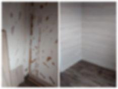 rivestimento parete laminato